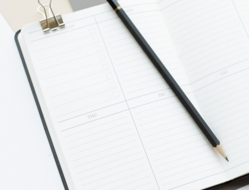 Planning Your Year: A Program Director's Tips for Time Management